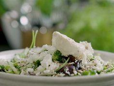 Så fixar du enkla och jättegoda lunchlådan | Aftonbladet Feta, Broccoli, Grains, Dairy, Rice, Cheese, Recipes, Bulgur, Recipies