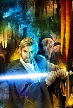 "Obi Wan :) ""Star Wars"""