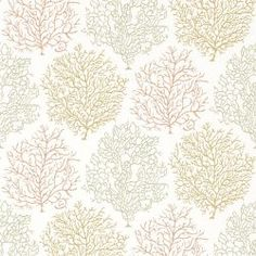 Thalia white floral wallpaper wallpaper pinterest - Laura ashley sevilla ...