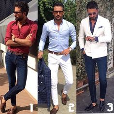 1, 2 or 3?? Follow: @gentwithtie #ZaraGents by @tufanir