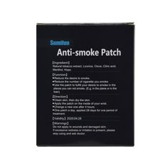 Us 2619 40 Off Sumifun 100 Natural Ingredient Stop Smoking Patch Quit Smoking Stop Smoking Cessation Nicotine Patch Cigarettes In Smoking Causes, Anti Smoking, Stop Smoking Patches, Cigarette Addiction, Nicotine Patch, How To Calm Nerves, Tooth Powder