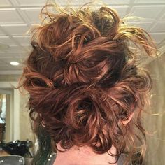 Up do from cindy holt smith