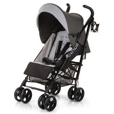 Jane USA Nanuq Lightweight Umbrella Stroller - Shadow