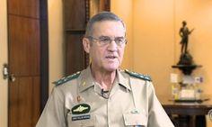 Comandante do Exército prega respeito à Constituição - Jornal O Globo