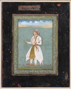 Lot 839 – INDIAN SCHOOL, 19TH CENTURY A – Art & Antiques 17 Sep 2014