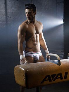 Daniel Garofali, Wilhelmina Fitness Model