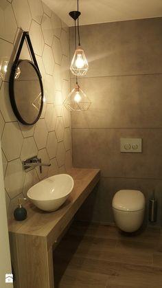 WC styl nowoczesny - zdjęcie od kaflando - Łazienka - Styl Nowoczesny - kaflando