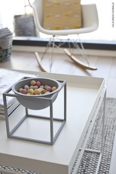 Kubus Bowl :: Valkoinen Harmaja