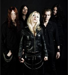 Arch Enemy (with Angela)