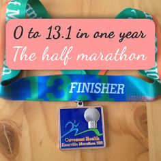 0 to 13.1 miles in one year - The First Half Marathon. Months of work CAN pay off!!! // Coffee, Scarves, and Running Shoes Blog