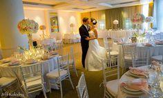Decoração de Casamento no estilo americano