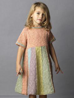 6d1654901621 De flotte pastelfarver vil klæde de mindste piger rigtig godt