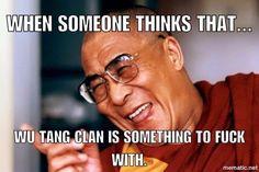Wutang, Wu Tang Clan, When Someone, Bees, Haha, Hip Hop, Funny Memes, Music, Musica