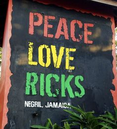 #rickscafe #vibes #love #vacationgoals #special #jamaicatraveltoday #see #peace Jamaica Travel, Negril, Peace And Love, Books, Libros, Book, Book Illustrations, Libri