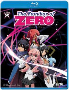 Familiar of Zero, The Season 1 Blu-ray Complete Collection (Hyb) Black Friday Toy Deals, Best Black Friday, Anime Dvd, Manga Anime, The Familiar Of Zero, Best Kid Movies, Zero No Tsukaima, Japanese Online, Blu Ray Movies