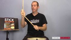 Top-10 Rudiments: Part 1: The Single-Stroke Roll (April 2009 Issue of Mo...