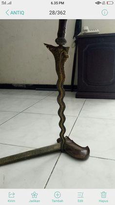 Keris Indonesian antique weapon