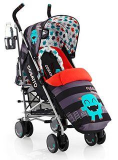 Cosatto Supa Stroller Cuddle Monster * For more information, visit image link.