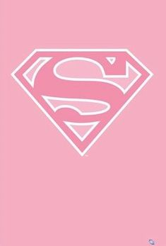 Go PiNK for the cure breast cancer awareness campaign. October is National Breast Cancer Awareness Month. LOVE me some superwoman Poster Superman, Superman Logo, Supergirl, Tout Rose, I Believe In Pink, Pink Power, Everything Pink, Vintage Pink, Breast Cancer