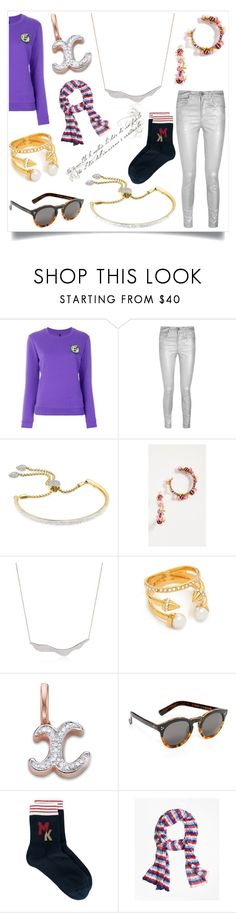 """""""Fashion fades, Style is eternal"""" by emmamegan-5678 ❤ liked on Polyvore featuring Versus, Étoile Isabel Marant, Monica Vinader, Mercedes Salazar, Vita Fede, Illesteva, Brooks Brothers and modern"""