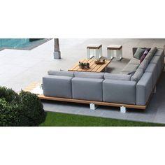 Royal Botania Vigor modulierbare Loungegruppe