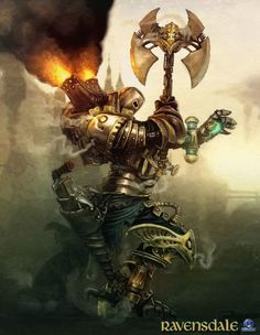 Steampunk Gurps - The City (SIGNUPS LIVE) - Games Discussion - Warhammer 40k Forums