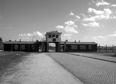 Gross-Rosen concentration camp, Rogoźnica, Poland. Pic by Michael Challoner, Auschwitz Study Group founder.