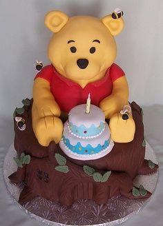wilton 3d winnie the pooh cake - Google Search