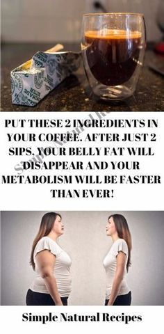 PUT THESE 2 INGREDIENTS IN YOUR COFFEE. AFTER JUST 2 SIPS, YOUR BELLY FAT WILL DISAPPEAR AND YOUR METABOLISM WILL BE FASTER THAN EVER! - Simple Natural Recipes