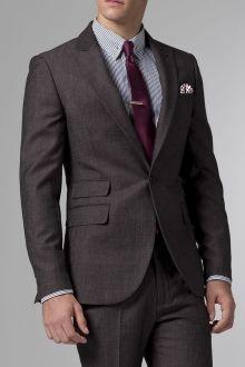 The Bootlegger Brown Tweed Suit | Indochino