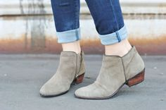 Sam Edelman Petty boot || I bought these tonight. Quite possibly my favorite pair of shoes ever.
