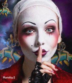 Tit clown - maricka swient @Bazaart