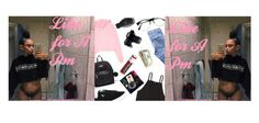 """""""Kyrah"""" by eccentric-vibes ❤ liked on Polyvore featuring Puma, 7 For All Mankind, Retrò, River Island and Chapstick"""
