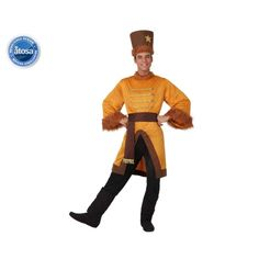 Deguisement Russe Cosaque pour homme Fancy Dress, Ronald Mcdonald, Costumes, Movies, Movie Posters, Fictional Characters, Dresses, Carnival, Vestidos