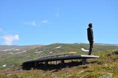 Aurlandsfjellet, Norway  Vedahaugane / L J B