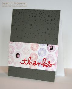 Created by Sarah using some Simon Says Stamp dies.  November 2013