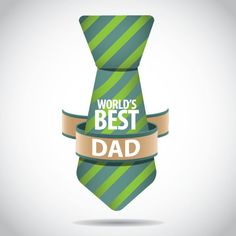 happy father's day vector free download