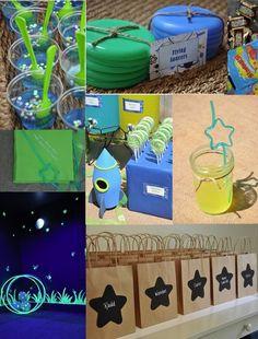 Buzz Light year Birthday Party