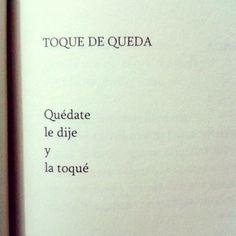 〽️ Quédate le dije y la toque...