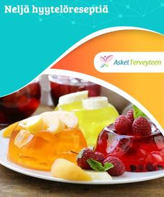 4 Recipes with Gelatin Gelatin is a fairly fast and easy dessert to make. In this article, we will teach you four delicious recipes with gelatin you can try at home. Easy To Make Desserts, Diet Planner, Fruit Salad, Jelly, Healthy Recipes, Delicious Recipes, Yummy Food, Note, Fruit Salads