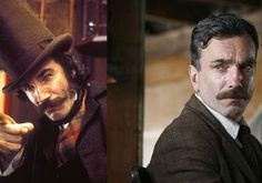 Daniel Day Lewis- a man of many amazing mustaches! Cool Mustaches, Gangs Of New York, Daniel Day, Day Lewis, Best Dramas, Michael Fassbender, Film, I Movie, It Cast