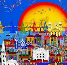 Lago, China, puente, Santa Barbara, Santa Lucia, Convento, teatro Baralt, Lia, ruta 6, saladillo....Maracaibo...