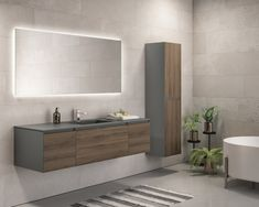 Introducing the exquisite Italian-crafted GB Group bathroom furniture collection with modular vanities, storage cabinets & mirrors to delight. Tall Bathroom Storage Cabinet, Bathroom Vanity Units, Storage Cabinets, Bathroom Furniture Design, Bathroom Wall Decor, Bathroom Interior Design, Furniture Vanity, Classic Bathroom, Yellow Bathrooms