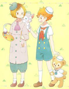 Kenma and Hinata ~ Haikyuu!!