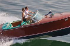Riva Tritone 62 ex. Prince Rainier and Princess Grace Kelly. Promotion video by Riva-World on Lago d'Iseo, Sarnico, for RM auctions. Sold for € 403.200,-