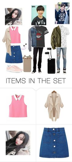 """Going to tutor!"" by nozoeli ❤ liked on Polyvore featuring art"
