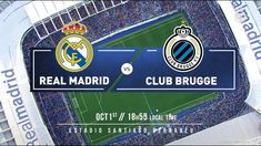 PREVIEW | Real Madrid 2-2 Club Brugge