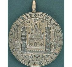 The Common Seal of Exeter The Deed, Exeter, 12th Century, Devon, Norman, Seal, Personalized Items, Harbor Seal