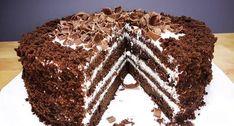 Co może cię pocieszyć? Na pewno deser z dodatkiem czekolady poradzi sobie z tym zadaniem. Jeśli tak, zrób ciasto według przepisu z artykułu. Ciasto czekoladowe to najlepsze rozwiązanie na świąteczny stół. Może to być również świetny sposób na rozkoszowanie się w dni powszednie i doładowanie porcją endorfiny. Zrób ten Kefir, Tiramisu, Meat, Ethnic Recipes, Food, Google, Oven, Kuchen, Essen