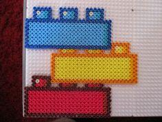 LEGO Hama perler beads by Sebastien Herpin